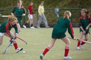 Newtown School Girls Hockey